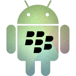 Android apps op je Blackberry
