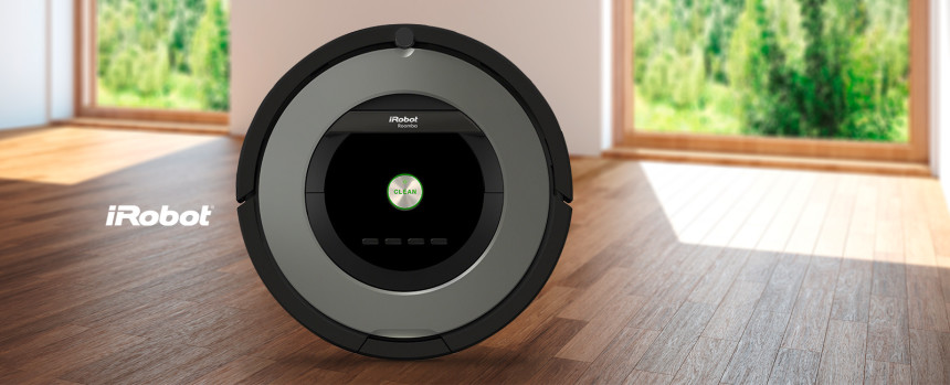 Review – iRobot Roomba 866