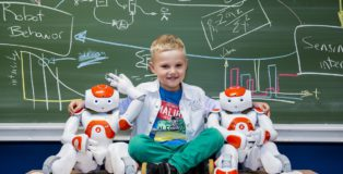 NAO robots in dream project