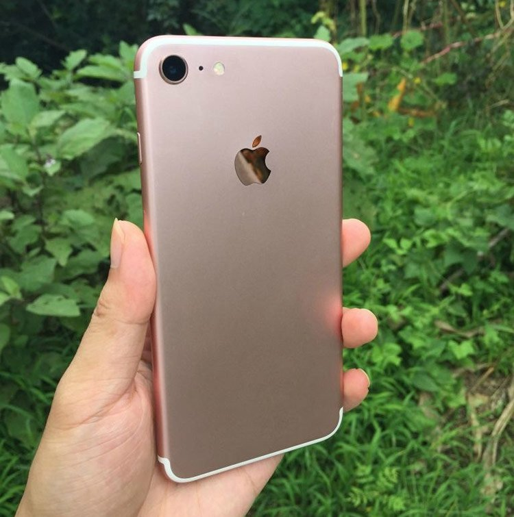 iPhone 7 goud