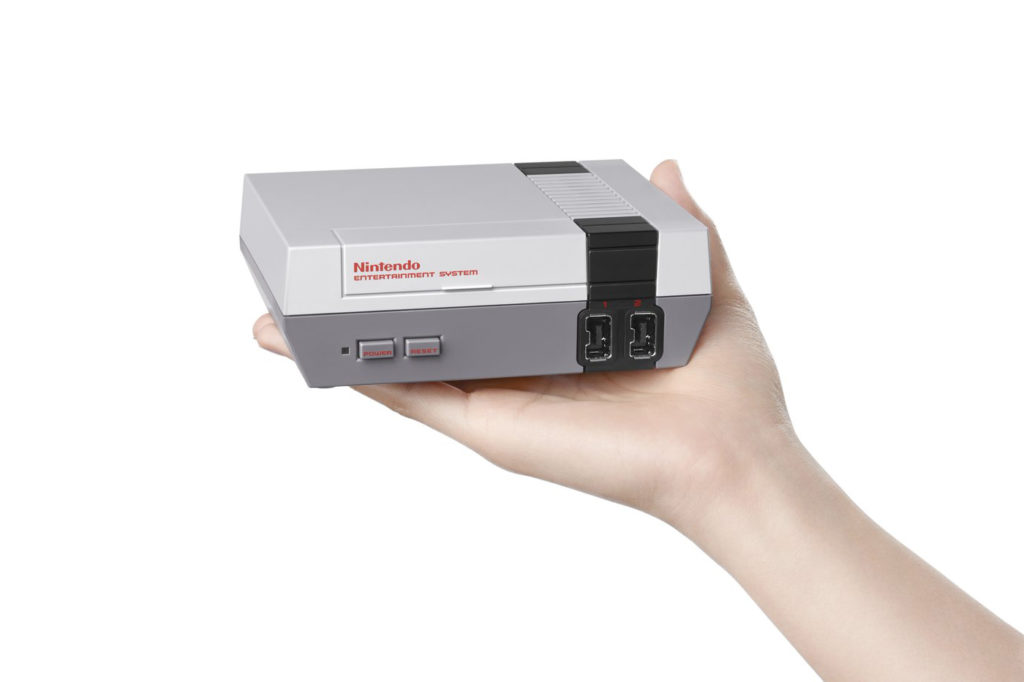 nintendo entertainement system