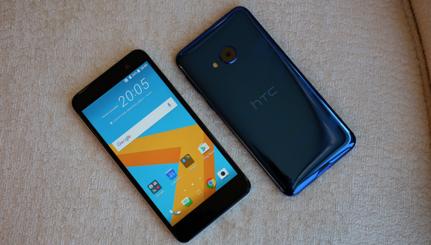 De HTC U Play | Liquid Design is een schot in de Android roos