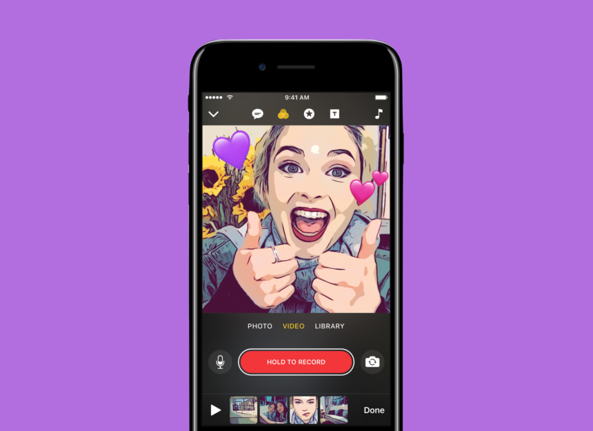 Clips | De nieuwe social video app van Apple