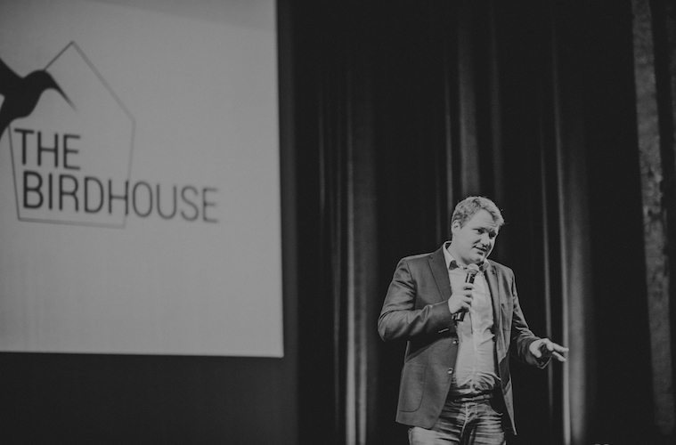 The Birdhouse | Een springplank voor je jonge start-up!