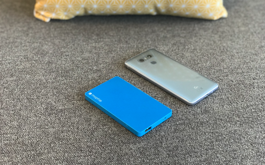 De Mophie powerstation mini | Opgeladen de zomerdagen door